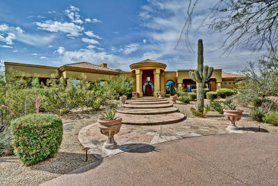 Peoria Single Family Home For Sale: 8330 W La Caille