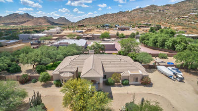 Phoenix Single Family Home For Sale: 2727 W Canyon Road