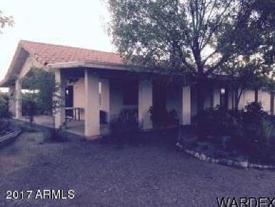 Wickenburg Single Family Home For Sale: 18460 W Moonlight Mesa