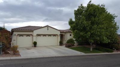 Prescott Valley Single Family Home For Sale: 7486 E Traders Trail