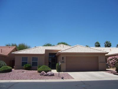 Goodyear Single Family Home For Sale: 3708 N 153rd Lane