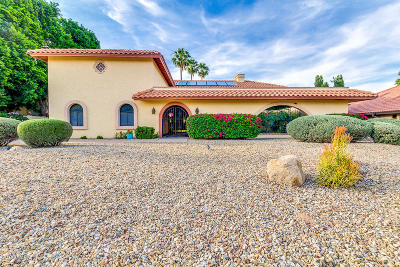 Phoenix Single Family Home For Sale: 3720 E Kachina Drive