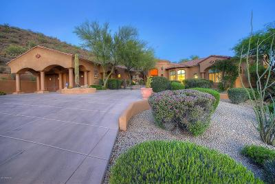 Scottsdale Mountain Single Family Home For Sale: 12209 N 130th Street