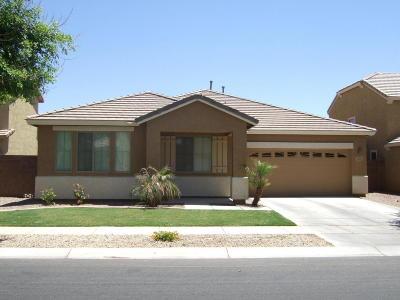 Gilbert Single Family Home For Sale: 2699 S Hansen Drive
