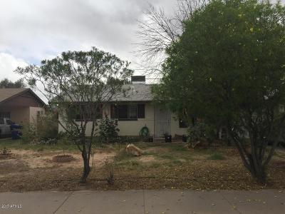 Mesa Single Family Home UCB (Under Contract-Backups): 607 W 8th Avenue