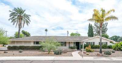 Tempe Single Family Home For Sale: 2105 S Sierra Vista Drive