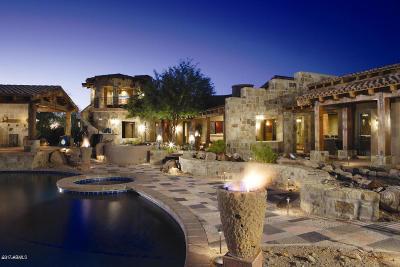 Wickenburg Single Family Home For Sale: 865 E Monte Vista Trail