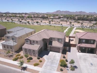 Queen Creek Single Family Home For Sale: 22185 E Via Del Oro Road