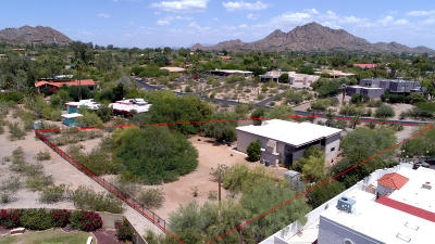 Paradise Valley Single Family Home For Sale: 6516 N Hillside Drive