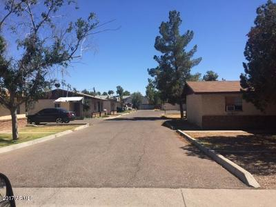 Tempe Multi Family Home For Sale: 1027 5th Street