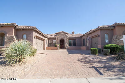 Phoenix Single Family Home For Sale: 3960 E Navigator Lane