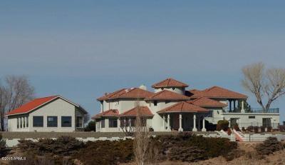 Dewey, Humboldt Single Family Home For Sale: 1111 N Quail Ridge Drive