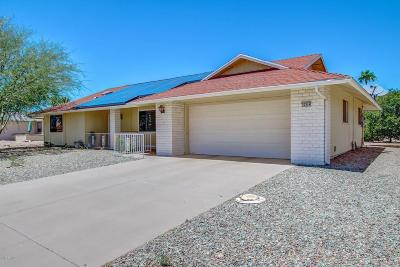 Sun City West Single Family Home For Sale: 12314 W Foxfire Drive