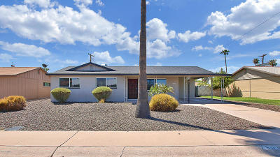 Scottsdale Single Family Home For Sale: 7501 E Latham Street