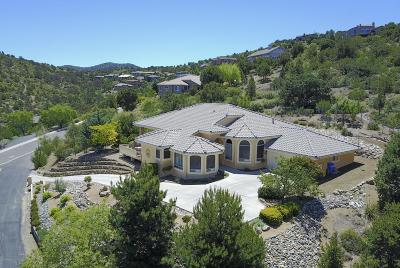 Prescott Single Family Home For Sale: 805 City Lights