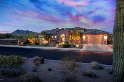 Cave Creek Single Family Home For Sale: 31713 N 58th Place