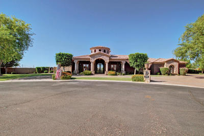 Queen Creek Single Family Home For Sale: 3680 E La Costa Court