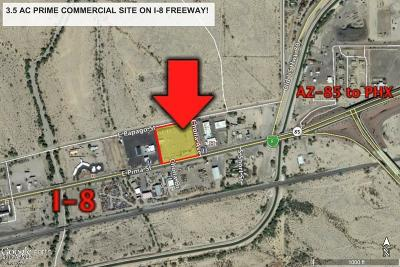 Residential Lots & Land For Sale: 944 E Pima Street