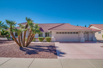 Sun City West Single Family Home For Sale: 14403 W Whitewood Drive
