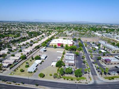 Gilbert Residential Lots & Land UCB (Under Contract-Backups): 13200 S Gilbert Road