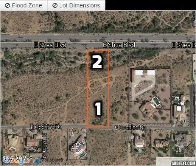 Scottsdale Residential Lots & Land For Sale: 12548 N 125th Way