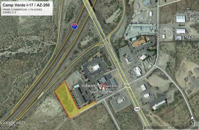 Camp Verde AZ Commercial For Sale: $350,000