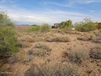 Fountain Hills Residential Lots & Land For Sale: 15653 E Telegraph Drive
