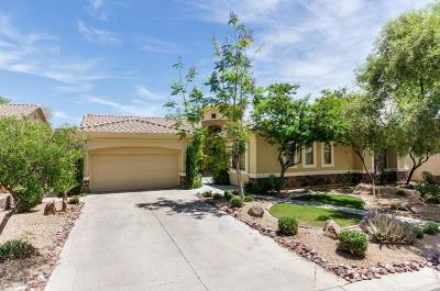 Scottsdale Single Family Home For Sale: 7656 E Tardes Drive