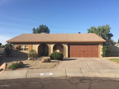 Single Family Home For Sale: 10625 E Becker Lane