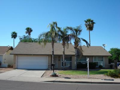 Single Family Home For Sale: 1810 N Comanche Drive