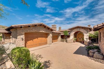 Fountain Hills Single Family Home For Sale: 10739 N Ventura Court