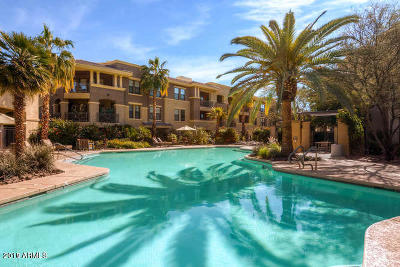 Scottsdale Apartment For Sale: 7601 E Indian Bend Road #3026