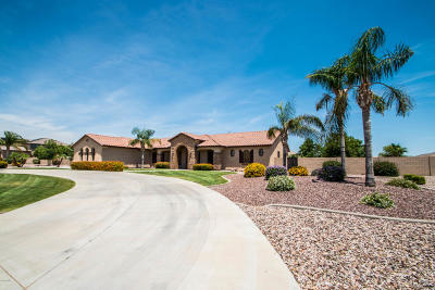 Surprise Single Family Home For Sale: 14328 W Desert Cove Road