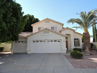 Glendale Single Family Home For Sale: 5529 W Monona Drive