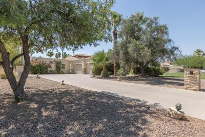 Paradise Valley Single Family Home For Sale: 10450 N 52nd Street