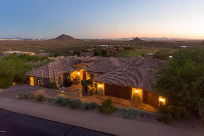 Fountain Hills Single Family Home For Sale: 15210 E Camelview Drive
