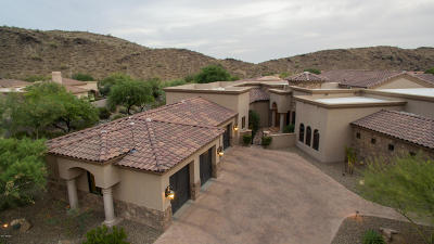 Phoenix Single Family Home For Sale: 14630 S Presario Trail