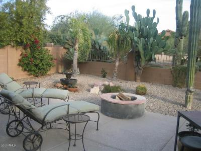 Scottsdale  Single Family Home UCB (Under Contract-Backups): 13255 N 94th Way
