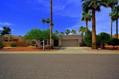 Scottsdale Single Family Home For Sale: 6620 E Juniper Avenue