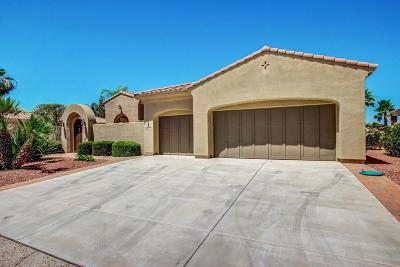 Sun City Single Family Home For Sale: 22918 N De La Guerra Drive