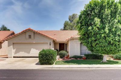 Single Family Home For Sale: 729 S Monterey Street