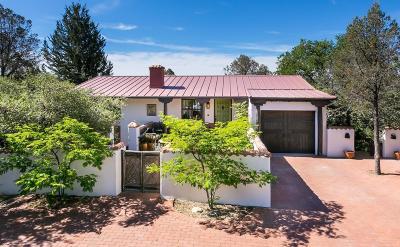 Prescott Single Family Home For Sale: 505 Stewart Circle