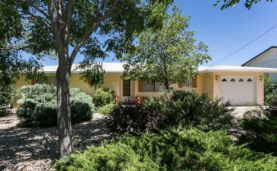 Prescott Single Family Home For Sale: 431 Canyon Springs Road