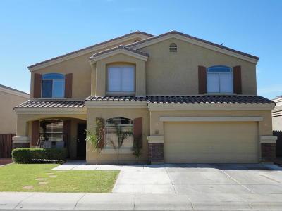 Buckeye Single Family Home For Sale: 23613 W Hidalgo Avenue