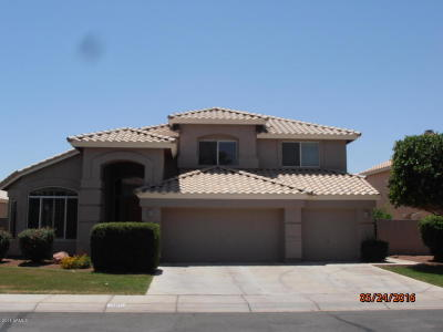 Chandler Single Family Home For Sale: 701 W Hackberry Drive