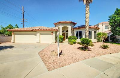 Gilbert Single Family Home For Sale: 1584 W Laurel Avenue