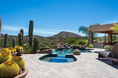 Carefree Single Family Home For Sale: 8390 E Coronado Trail