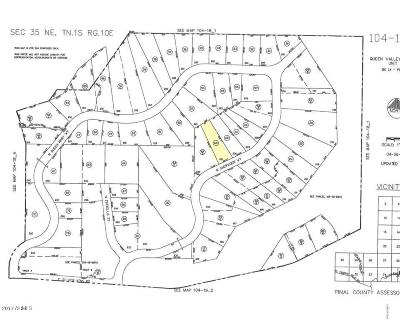 Queen Valley Residential Lots & Land For Sale: 996 N Sherwood Way