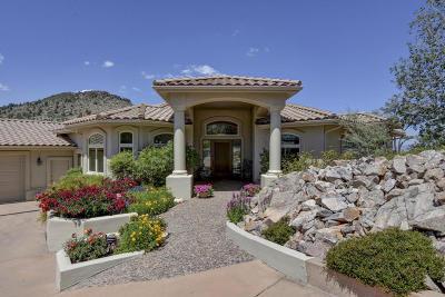 Prescott Single Family Home For Sale: 2933 Southpark