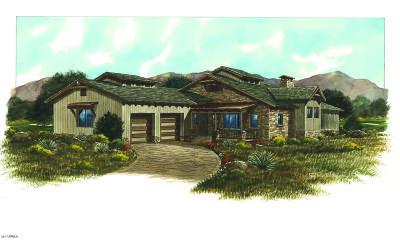 Prescott Single Family Home For Sale: 15025 N Forever View Lane